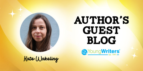Creativity in a Pandemic – Guest blog from Poet Kate Wakeling Thumbnail