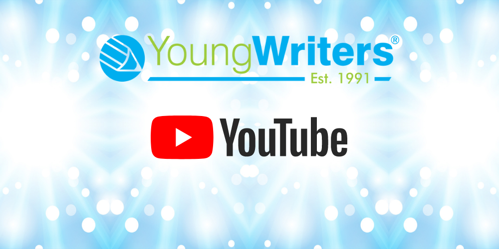 The Young Writers YouTube channel, a one-stop shop for everything you need Header Image