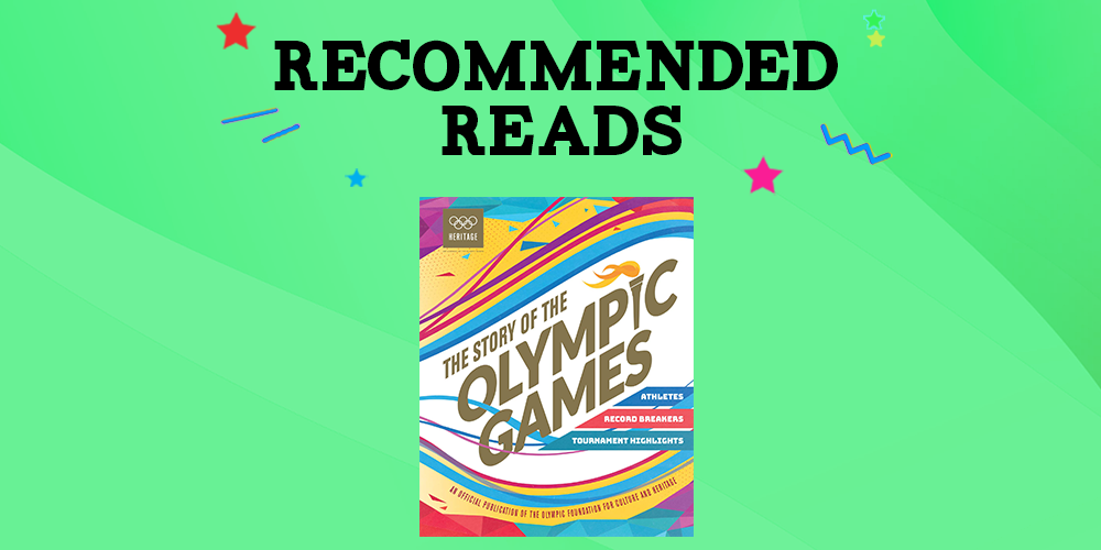 Olympic Recommended Reads Image 2