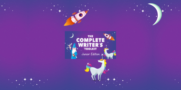 The Complete Writer's Toolkit – Junior Edition is out now! Thumbnail