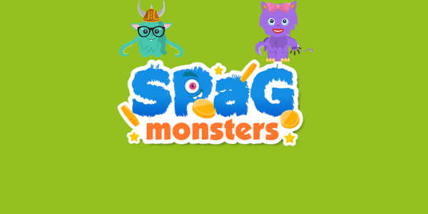 The SPaG Monsters have arrived and they're here to spread a love of literacy learning Thumbnail