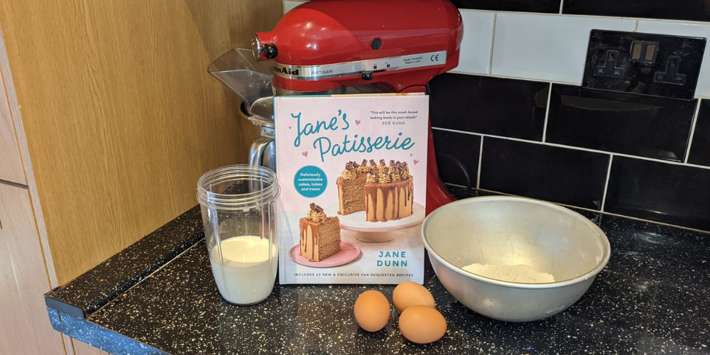 Recipe books - A different side to literature Header Image