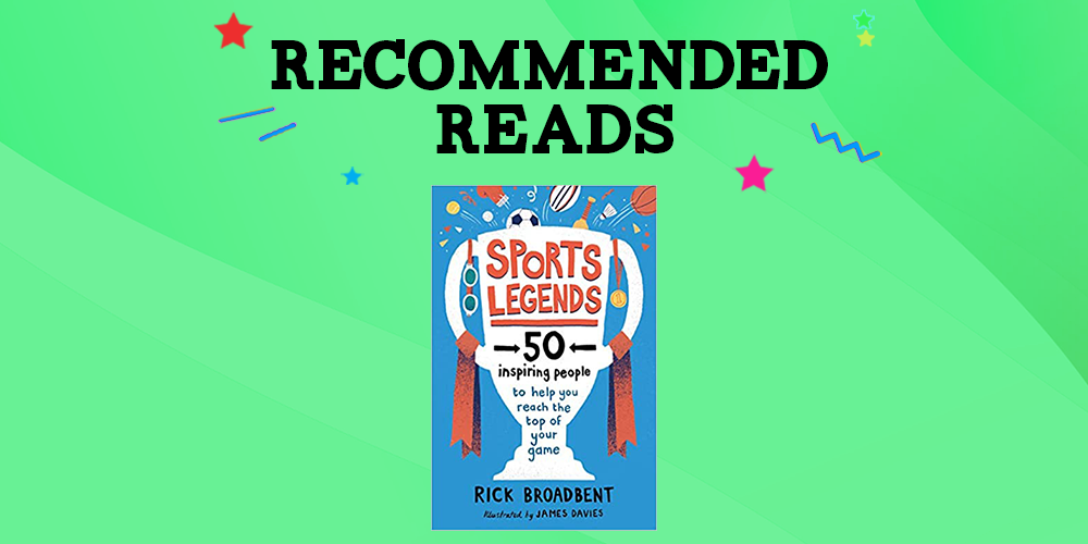 Olympic Recommended Reads Image 1