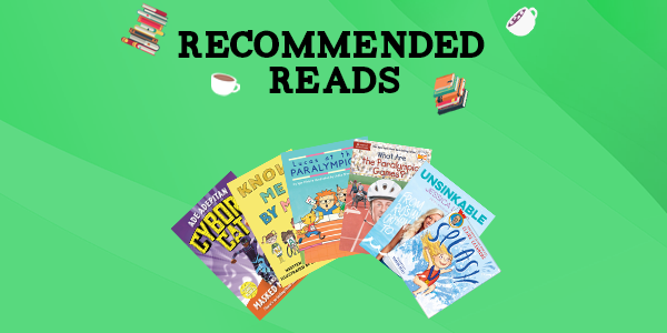 Check out these Paralympic recommended reads to celebrate the Tokyo games Thumbnail