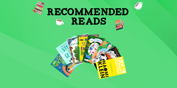 World Environment Day 2021 - Recommended Reads Thumbnail