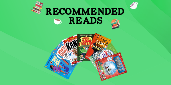 Football Themed Recommended Reads Thumbnail