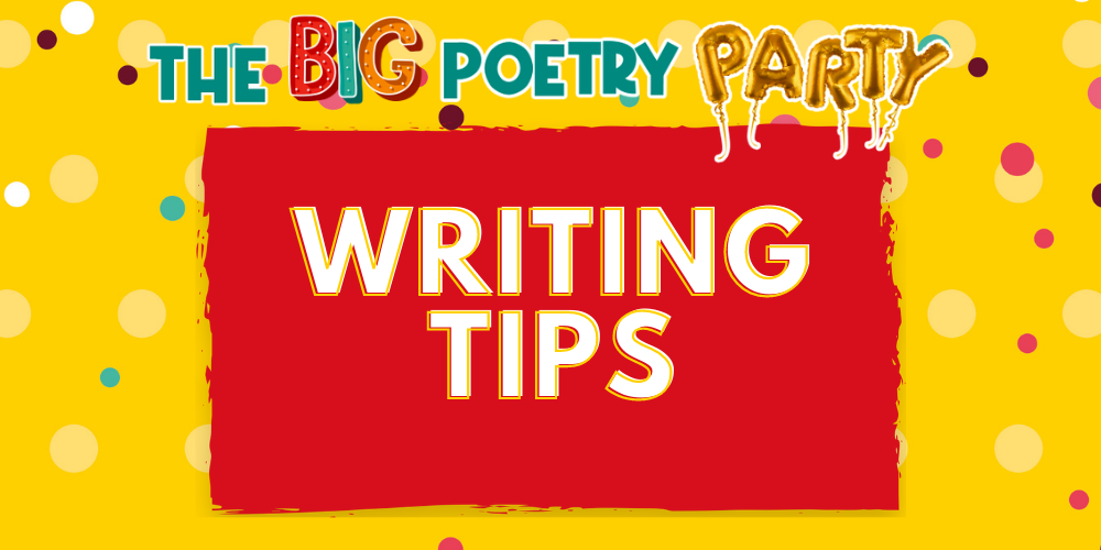 Boost your Big Poetry Party entry with these writing tips Header Image