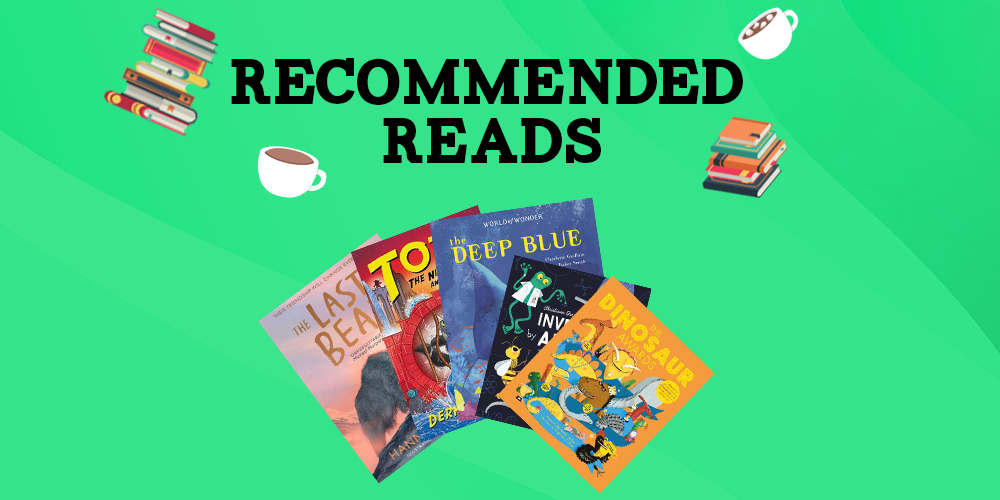 Animal Antics Day - Recommended Reads Header Image