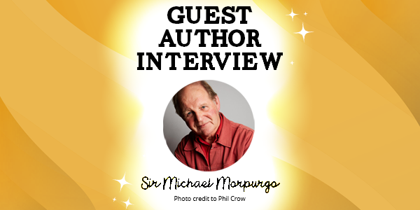 Sir Michael Morpurgo Interview Thumbnail
