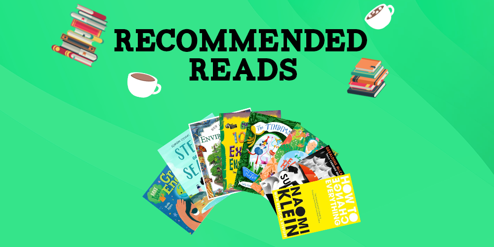 World Environment Day 2021 - Recommended Reads Header Image