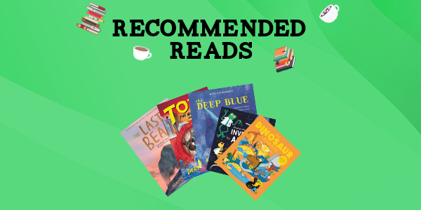 Animal Antics Day - Recommended Reads Thumbnail