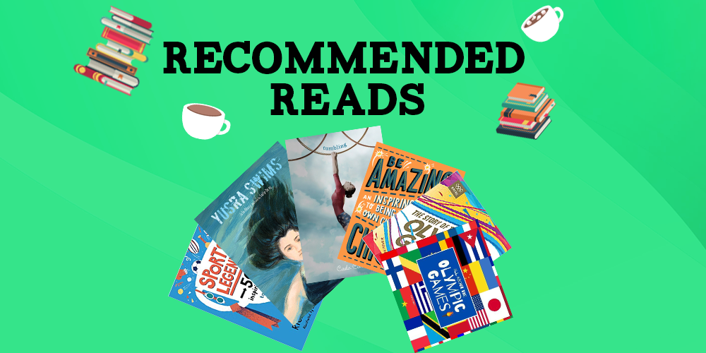 Olympic Recommended Reads Header Image