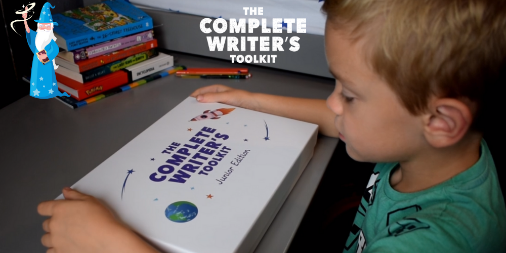8 year-old super Sam has created a toolkit unboxing video for us! Header Image