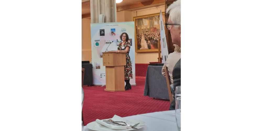 The Shine School Media Awards 2021 Winners' Lunch Image 0
