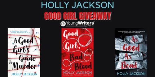 Holly Jackson – The Good Girl Series giveaway! Thumbnail