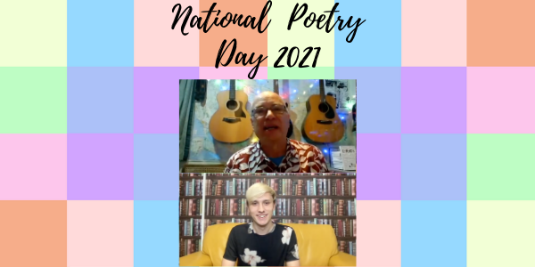 The Poetry Zone founder Roger Stevens talks about National Poetry Day Thumbnail