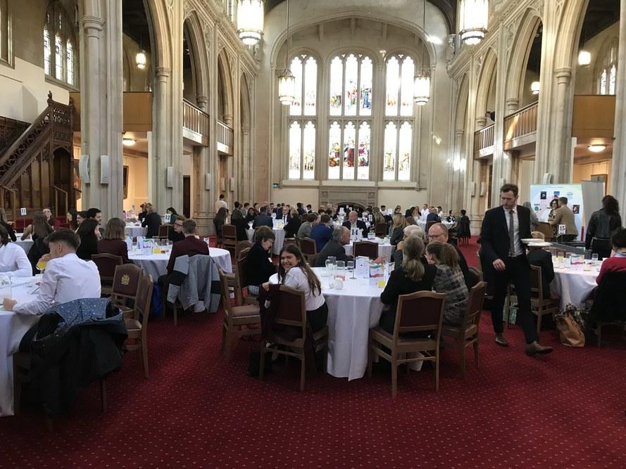 The Shine School Media Awards 2021 Winners' Lunch Header Image