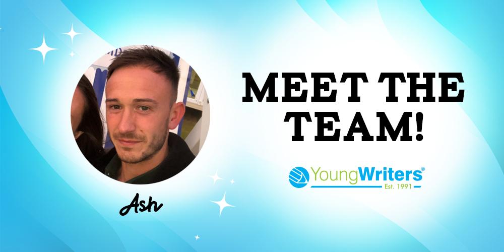 Meet the Team - Ashley Janson, Graphic Designer Header Image