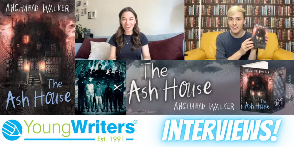 Angharad Walker talks about her debut book 'The Ash House' Header Image