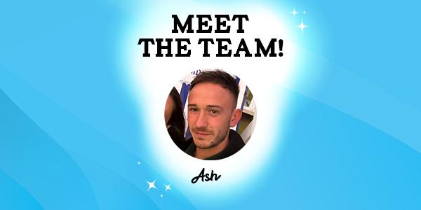 Meet the Team - Ashley Janson, Graphic Designer Thumbnail