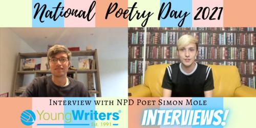 Simon Mole helps budding poets to develop their skills Thumbnail