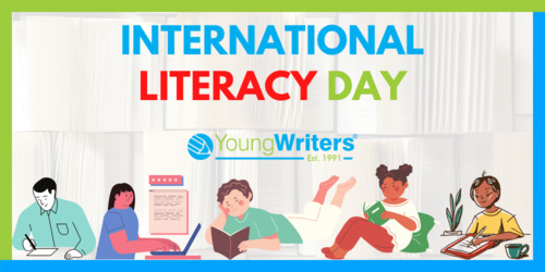 Join in the International Literacy Day fun! Thumbnail
