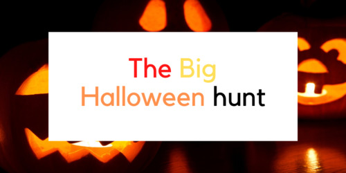 The Halloween Hunt! Pre-made activity to create the perfect night in Thumbnail