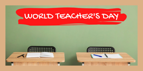 Happy Teacher's Day! Thumbnail