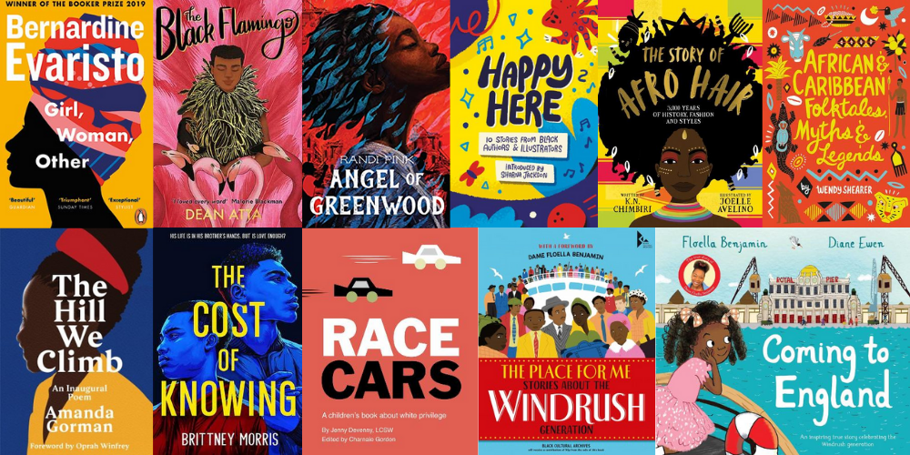 Black History Month - Recommended Reads Image