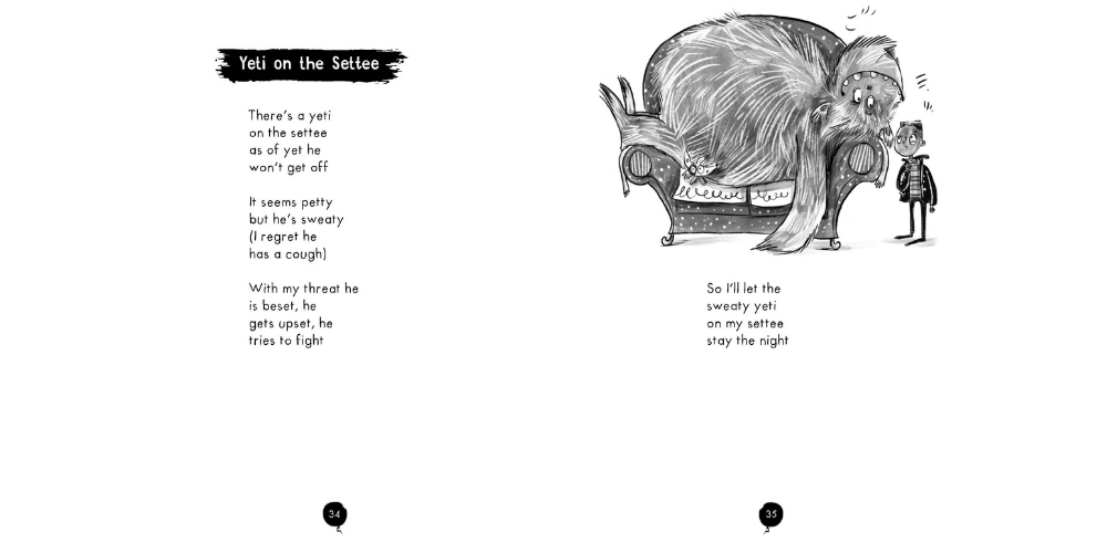 Joshua Seigal's (very general) top poetry tips Image 2