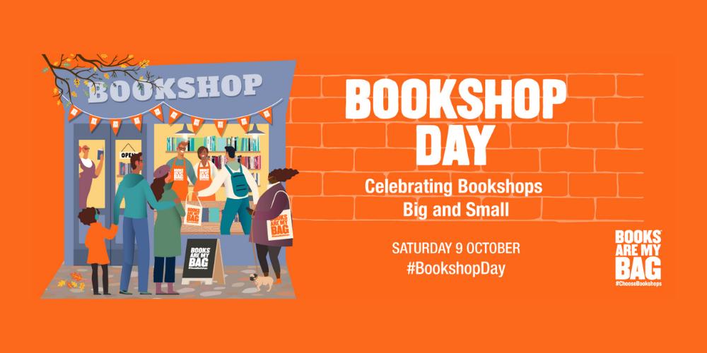 Happy Bookshop Day! Header Image