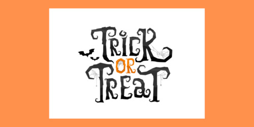 Trick Or Treat? Halloween Poetry Competition Thumbnail