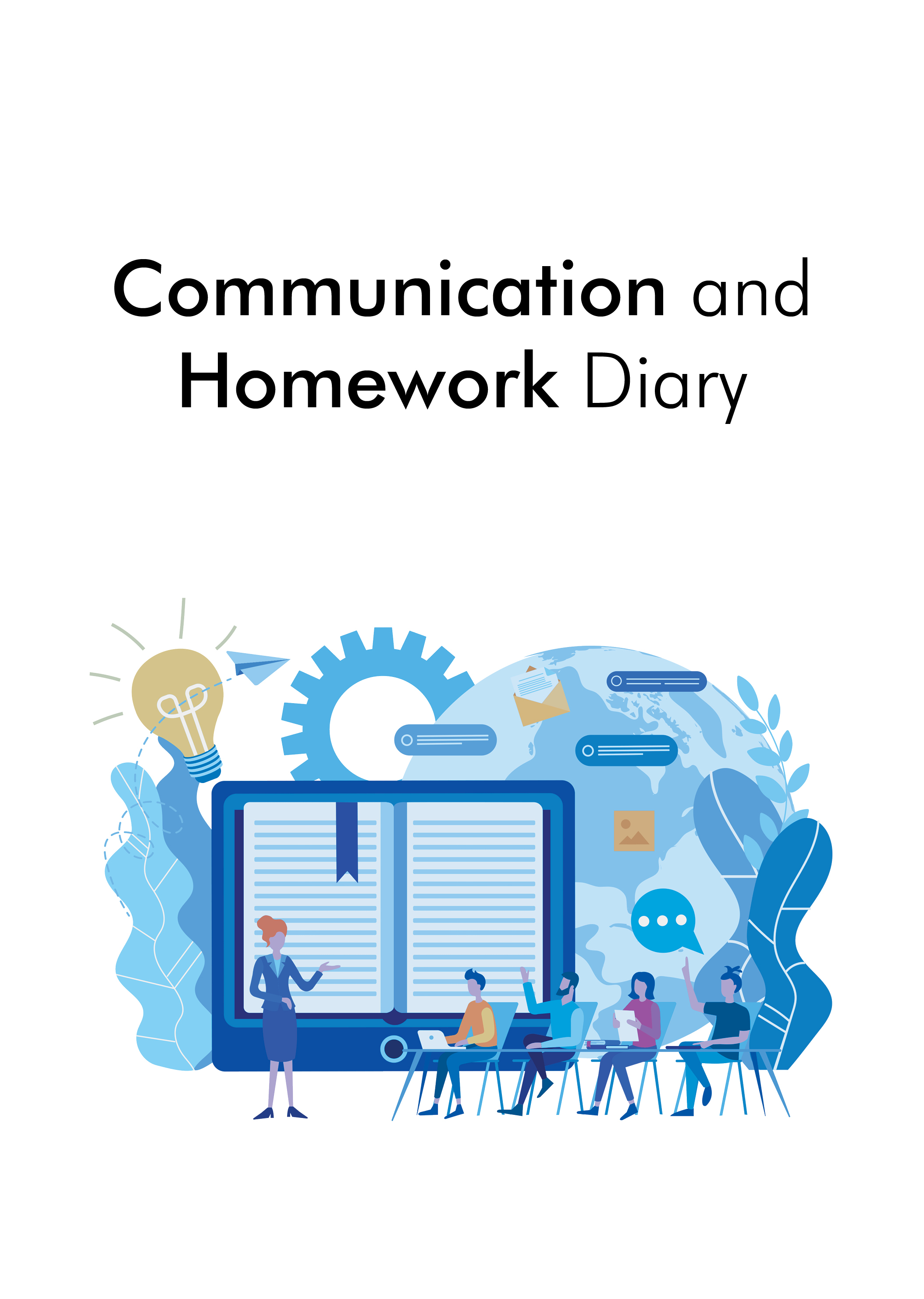 Diary Introduction Learning Design