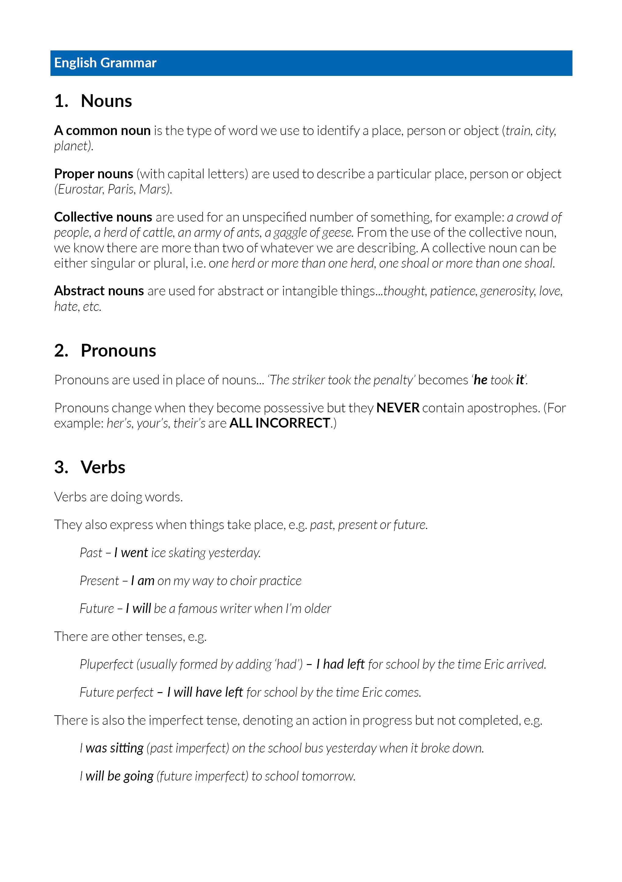 Full Preview of Grammar 2