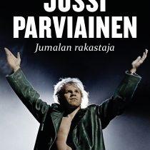 Jussi Parviainen - Jumalan rakastaja -kansi