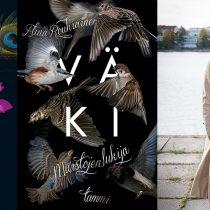 Elina Rouhiainen: Väki-trilogia