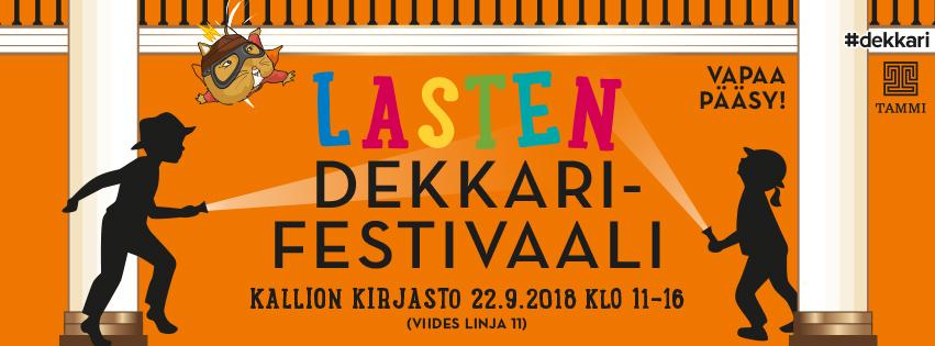 Lasten dekkarifestivaali 2018