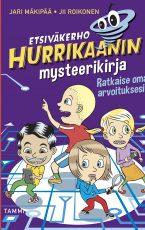Etsiväkerho Hurrikaanin mysteerikirja – Ratkaise oma arvoituksesi