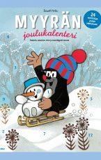 Myyrän joulukalenteri – 24 minikirjaa joulun odotukseen
