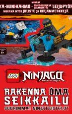 LEGO® Ninjago: Rakenna oma seikkailu – Suurimmat ninjataistelut