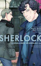 Sherlock: Kiusallinen skandaali 1