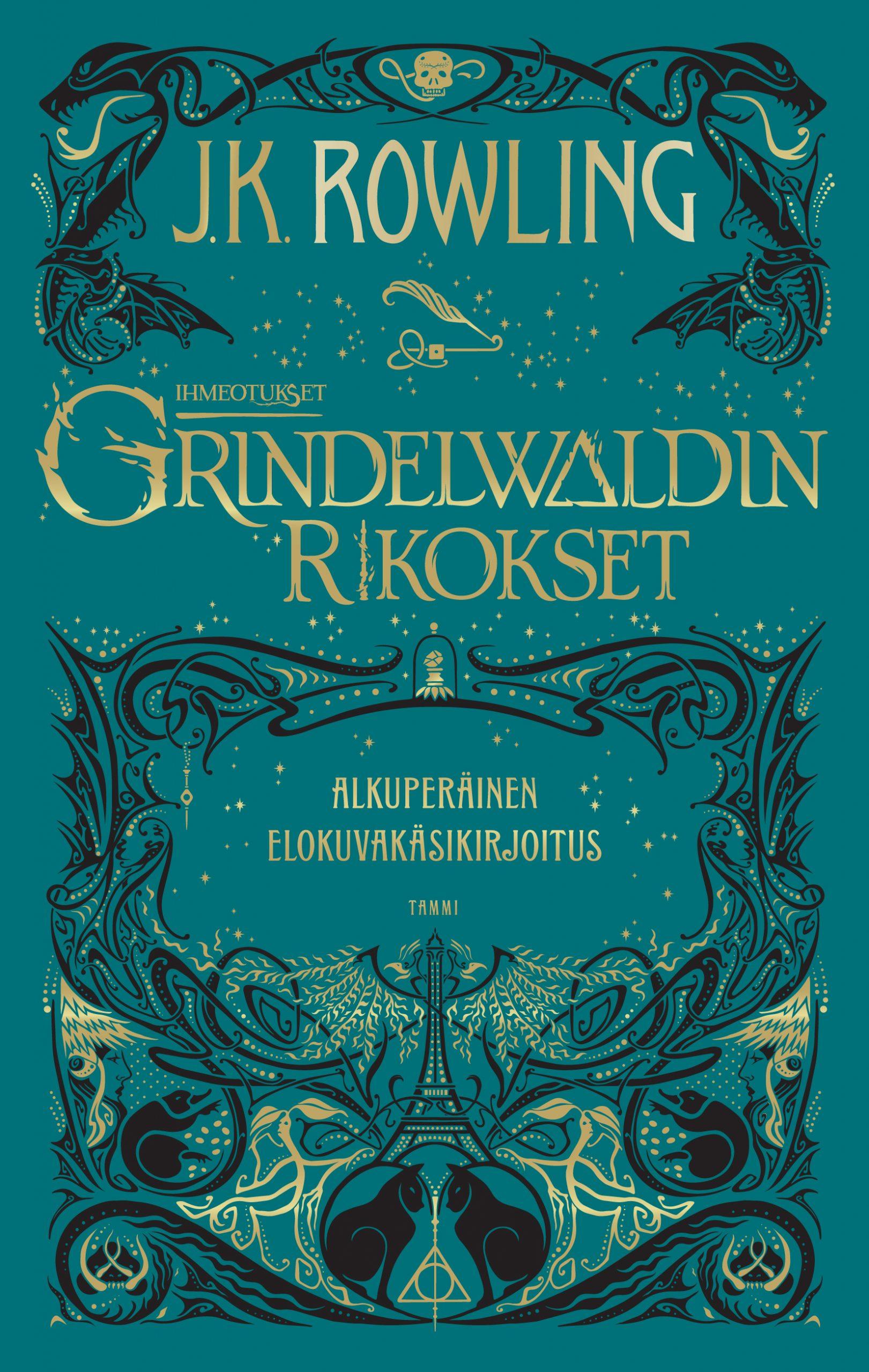 Ihmeotukset: Grindelwaldin Rikokset Rooleissa