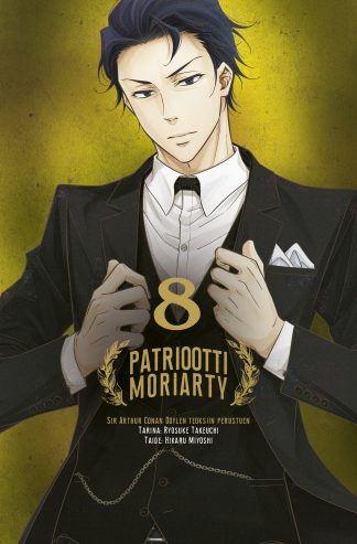 Patriootti Moriarty 8