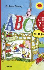 ABC-kirja ja Ville laskee sataan -kääntökirja