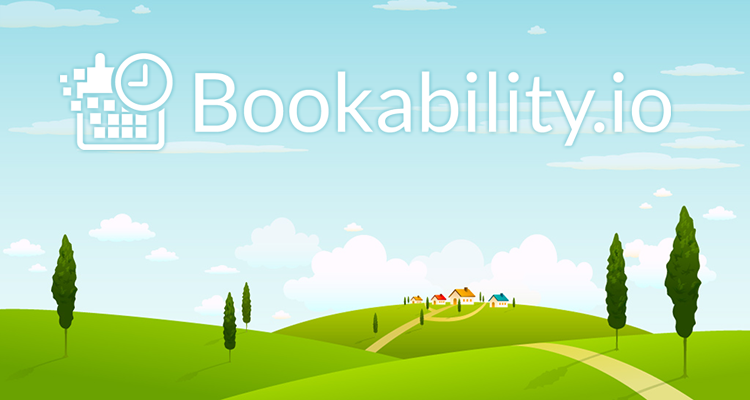 Bookability Arrives
