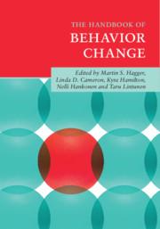 Cover of 'The Handbook of Behavior Change'