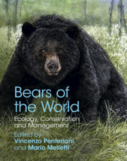 Cover of 'Bears of the World'