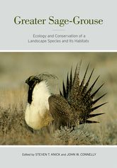 Cover of 'Greater Sage-GrouseEcology and Conservation of a Landscape Species and Its Habitats'