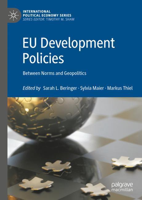 Cover of 'EU Development Policies'