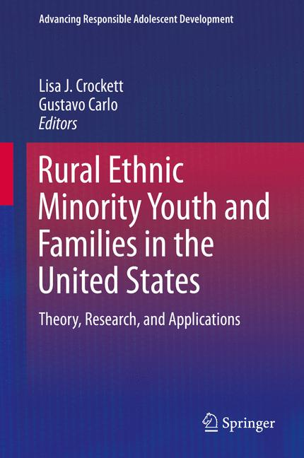Cover of 'Rural Ethnic Minority Youth and Families in the United States'